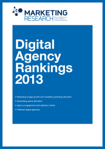 Digital Agency Rankings 2013 Reports